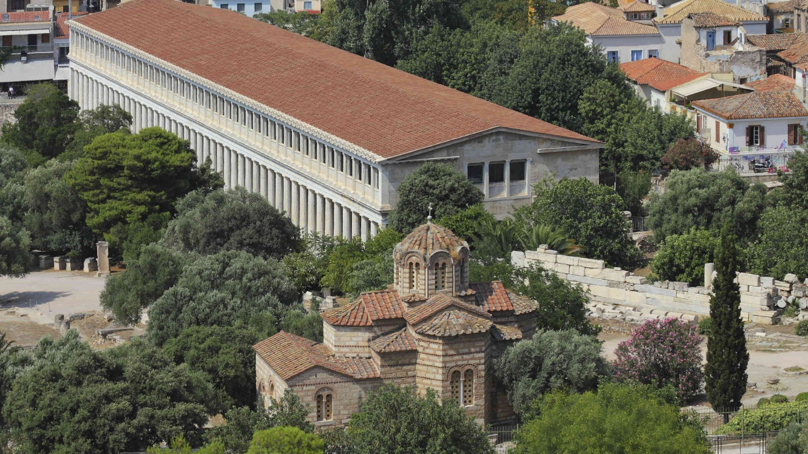 Ancient-Agora-and-Stoa-of-Attalos-recommended by Hotel Grande Bretagne Concierge