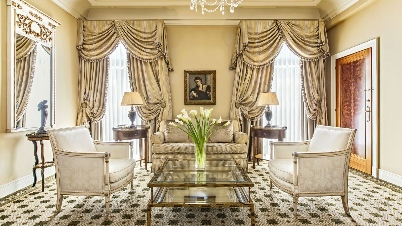 Executive Grand Suite Hotel Grande Bretagne Athens