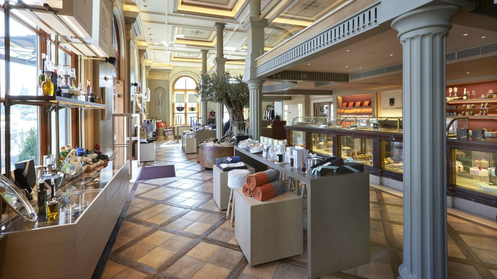 GB-Corner-Gifts-Flavors-concept-store-shot-showing-Zeus-and-Dione-section-at-Hotel-Grande-Bretagne-Athens-Greece