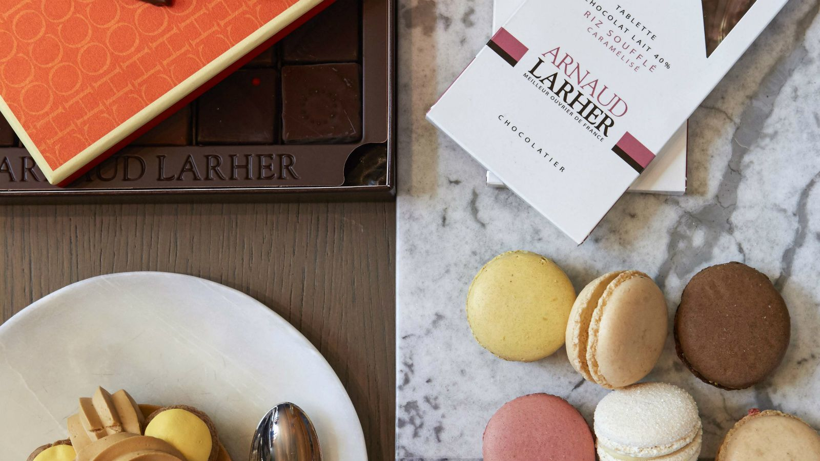 GB-Corner-Gifts-Flavors-concept-store_macarons-chocolates-Arnaud-Larher_Hotel-Grande-Bretagne-Athens-Greece