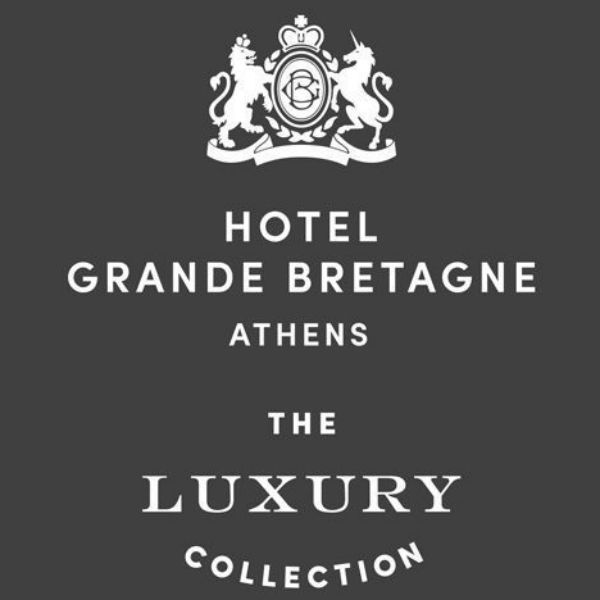 Hotel Grande Bretagne, a Luxury Collection Hotel, Athens Logo