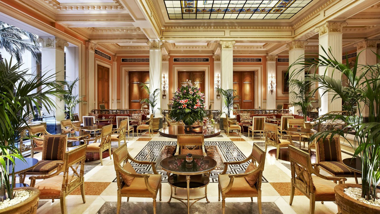 restaurants and bars athens cuisine hotel grande bretagne