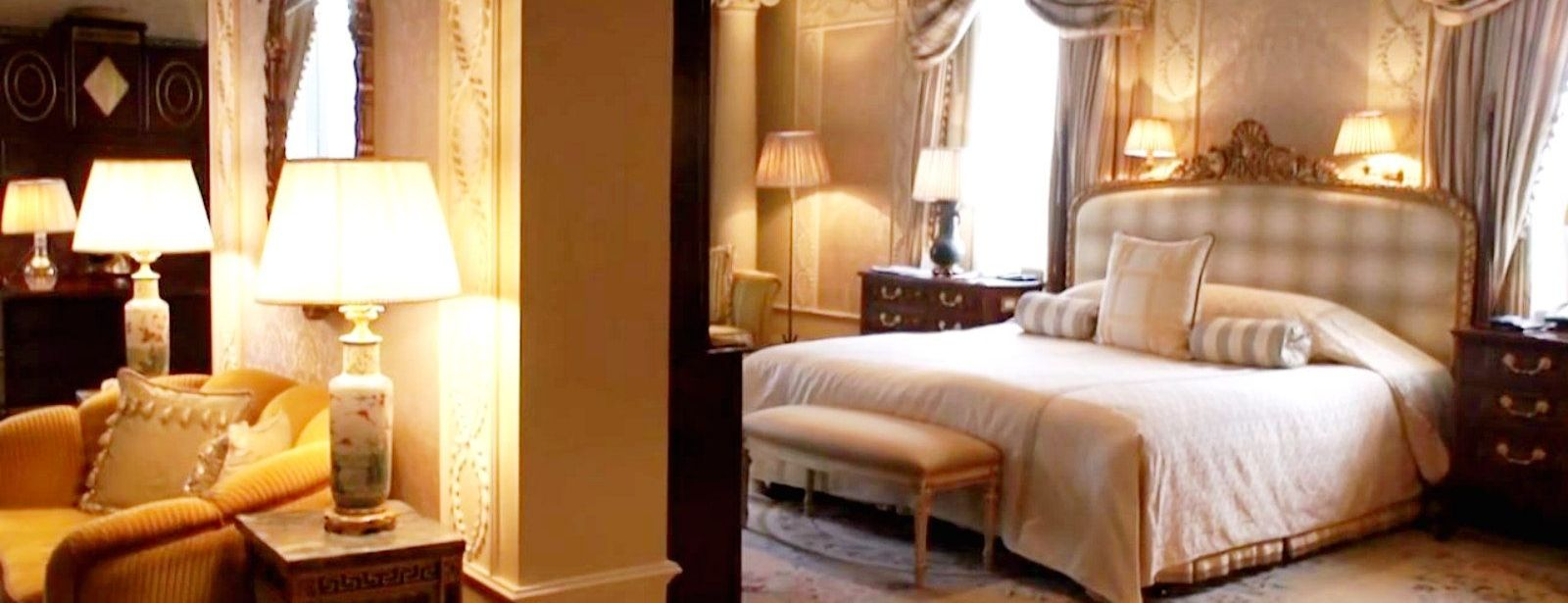 The Royal Suite at Hotel Grande Bretagne a Luxury Collection Hotel Athens