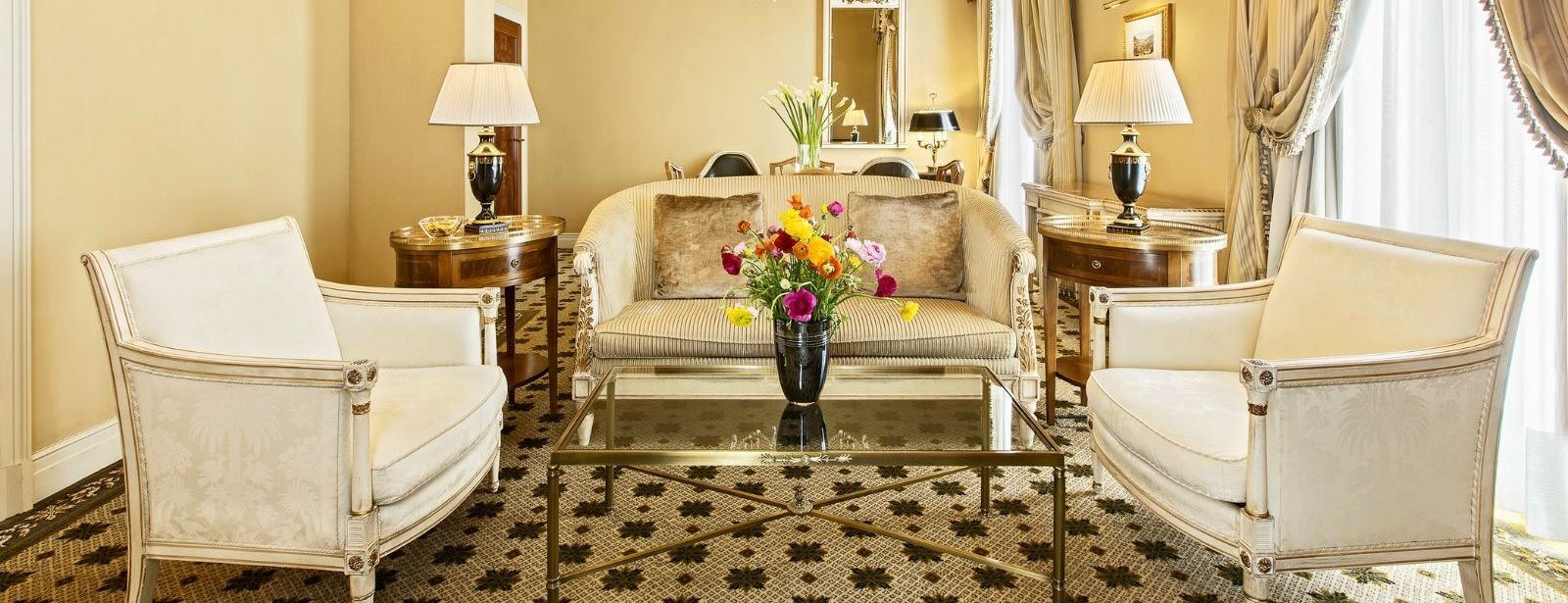 Grand Deluxe Suites at Hotel Grande Bretagne a Luxury Collection Hotel Athens Greece
