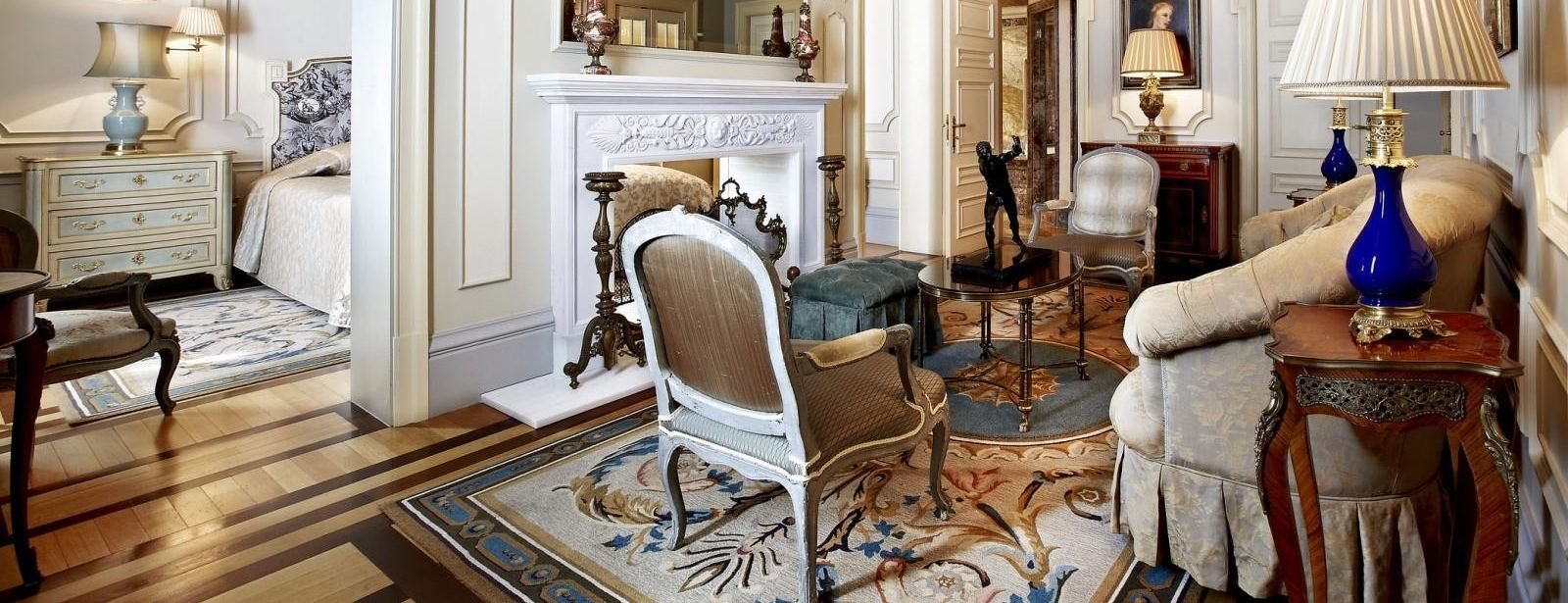 Presidential Suite at Hotel Grande Bretagne, a Luxury Collection Hotel Athens Greece