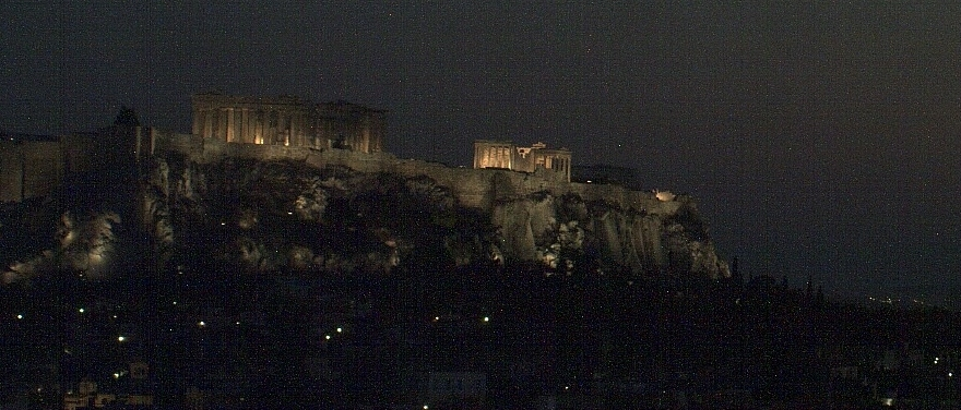 The fabled Acropolis & Parthenon Temple_Afternoon View